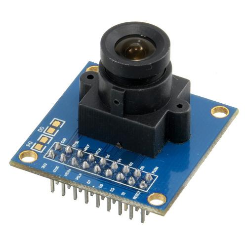 OV7670 в качестве камеры для Arduino робота